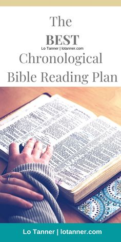 # beginner bible study plan The BEST Chronological Bible Reading Plan - Lo Tanner Chronological Bible Reading Plan, Year Bible Reading Plan, Bible In A Year, Bible Study Plans, Free Bible Study, Online Bible Study, Bible Study Group, Bible Study Tips, Bible Plan