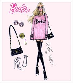 Barbie Style by Hayden Williams: 'Pink Perfection'