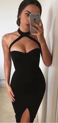 #goddess #kleopatra #eboutique #outfits | Little Black Dress
