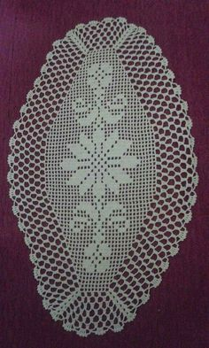 Best 11 Örtü dantel by socorro – SkillOfKing. Crochet Lace Edging, Crochet Doily Patterns, Thread Crochet, Crochet Doilies, Knit Crochet, Crochet Placemats, Crochet Table Runner, Crotchet Styles, Crochet Numbers
