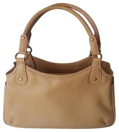 St. John Handbag Camel Satchel. Save 63% on the St. John Handbag Camel Satchel! This satchel is a top 10 member favorite on Tradesy. See how much you can save