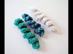 Crochet Curly Cue: Free Pattern and Video Tutorial - B.hooked Crochet