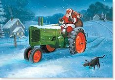 Christmas Card 72984 - Wishing you the jolliest of holidays! Christmas Card Wishes, Christmas Clipart, Christmas Cards, Christmas Decorations, Country Art, Country Roads, Western Christmas, Puff Paint, Retro Images