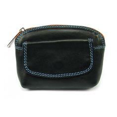 Velká klíčenka kožená černá - peněženky AHAL Zip Around Wallet, Fashion, Moda, Fashion Styles, Fashion Illustrations, Fashion Models