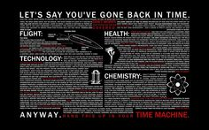 Time Travel Cheatsheet: since I can't read this, I'll have to google it!