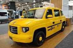 VPG Autos MV-1 Taxi: New York 2012