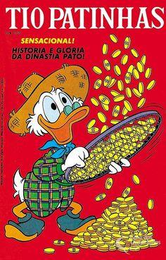 Tio Patinhas n° 108/Abril | Guia dos Quadrinhos                                                                                                                                                                                 More