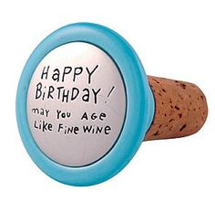 Wine Happy Birthday