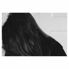 Hair bw photography