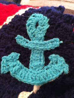 My 1st anchor Free hand of course! ⚓️