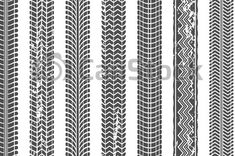 dirty tire track, grunge texture treads pattern and truck car trace vector illustration set. dirty tire track, grunge texture treads pattern and truck car Eps Vector, Vector Art, Car Alignment, Branding Course, Tire Tracks, Tire Tread, Logo Line, Art Icon, Free Illustrations