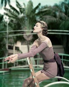 John Rawlings, photographe de mode pour Vogue (1930 à 1960)