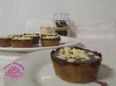 Dulces felicidades: #Tartaletas de #chocolate