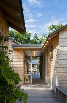 Kyle House - Estes/Twombly Architects. via Houzz