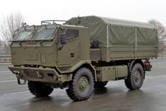 Tatra Force Army Vehicles, Armored Vehicles, Heavy Truck, Military Weapons, Military Equipment, Campervan, Motorhome, Motor Car, Rigs
