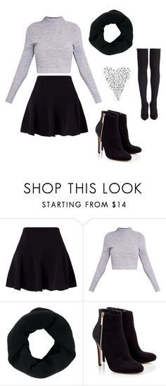 """""""Outfit"""" by kale93 ❤ liked on Polyvore featuring Miss Selfridge, Joseph and Lipsy"""