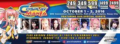 mag-inang-gala-goes-to-cosplay-mania-2016 Convention Centre, Special Guest, Tokyo, Cosplay, Tokyo Japan