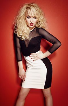 Jorgie Porter – Mark Hayman Photoshoot 2012