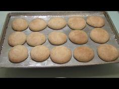 CHUCHEMAN        como hacer pan casero -Recetas de cocina