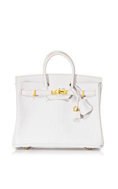 White Epsom Leather Birkin | Hermes