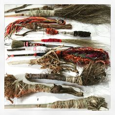 Lorna Crane  Handmade Brushes  Pambula Australia