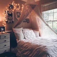 Bedroom idea for my girl