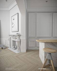 Minosa Design: Classic Modern Kitchen & Bathrooms by Minosa Kitchen Renovation Inspiration, Interior Inspiration, Kitchen Furniture, Furniture Design, Bathroom Furniture, French Country House, Kitchen Cabinet Design, Minimalist Kitchen, Home Kitchens