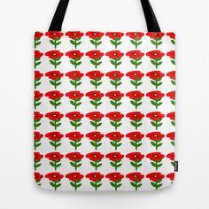 #Poppy Design #Tote #Bag