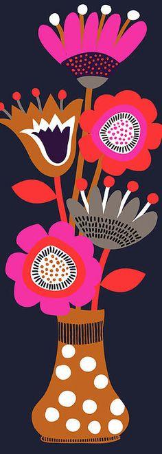 Jocelyn Proust Designs. Design, pattern, colour Textile and surface pattern design