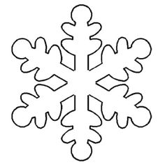Quilting Creations Snowflake Quilt Stencil, 5 x Christmas Sewing, Christmas Crafts For Kids, Felt Christmas, Christmas Colors, Felt Crafts, Holiday Crafts, Christmas Decorations, Christmas Ornaments, Snowflake Quilt