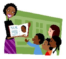 Celebrates African American Heritage: Resources For Teachers