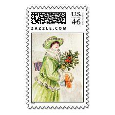 78 Beste Afbeeldingen Van Postzegels Christmaskerst
