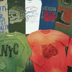 #bowery new label man # vintage tees en sweats #jeansenlifestyle #zaterdag tiel