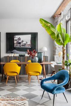 BATAVIA, a Madrid destination furniture showroom by Ábaton Arquitectura