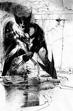 Sienkiewicz - The Wolverine