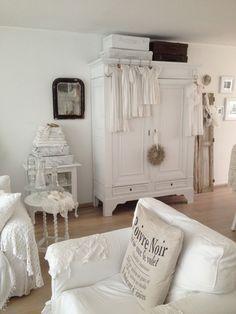 Pretty in white!