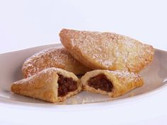 Chocolate-Chestnut Tortelli (Christmas Cookies) Recipe : Giada De Laurentiis : Food Network - FoodNetwork.com
