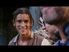 Brenton Thwaites Watched ALL 'Pirates of the Caribbean' Films To Prepare For Role - YouTube