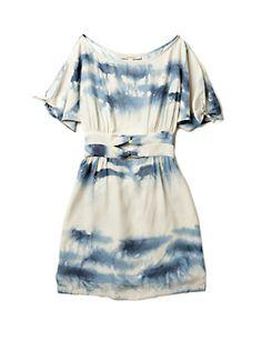 steven alan - cloud dress