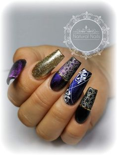 Beauty Nails, Painting, Painting Art, Paintings, Drawings, Pretty Nails