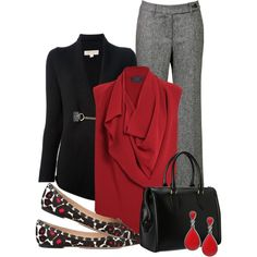 """""""Statement flats"""" by torinmia on Polyvore"""