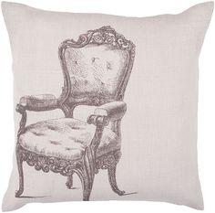 Chair pillow