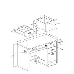 Espresso Maple RTA Cabinet LAZY SUSAN CORNER CABINET W