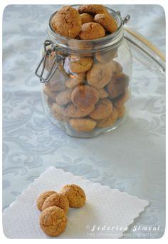 La cucina di Federica: Biscotti Nocciole e Pistacchi
