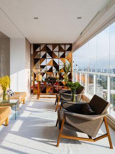 Apartamento FCstudio Ibirapuera (Foto: Pedro Kok / divulgação)
