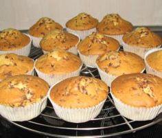 Rezept Schokoraspel-Muffins von HXENZAUBER - Rezept der Kategorie Backen süß