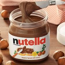 I like Nutella on about anything type of food!