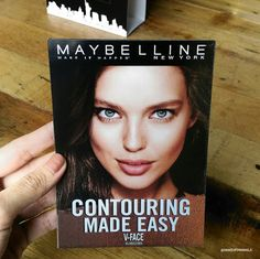 Maybelline V-Face Contour Launch | Makeup in Manila
