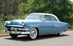 1954 Ford Crestline Crown Victoria Maintenance/restoration of old/vintage vehicles: the material for new cogs/casters/gears/pads could be cast polyamide which I (Cast polyamide) can produce. My contact: tatjana.alic@windowslive.com