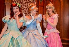 they look like they're having such a great time!  Princesses being princesses | Flickr